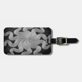 Milan Cathedral Tracery Luggage Tag