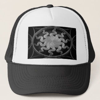 Milan Cathedral Tracery Trucker Hat