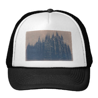 Milan Cathedral Trucker Hat