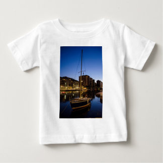 Milan, city on the river baby T-Shirt