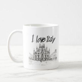 Milan, Italy. bicchiere Mugs
