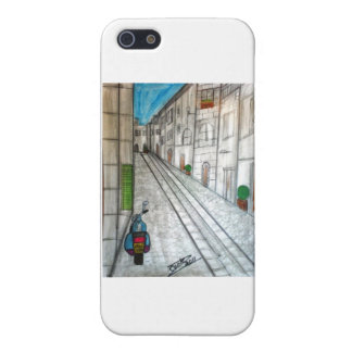 Milan Italy Case For iPhone 5