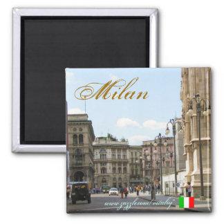 Milan Italy cool magnet design