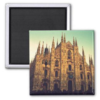Milan, Italy Magnet