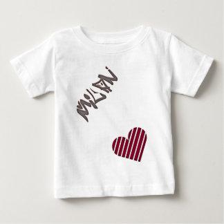 Milan Love Baby T-Shirt