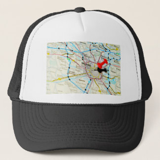 Milan, Milano (Italy) Trucker Hat