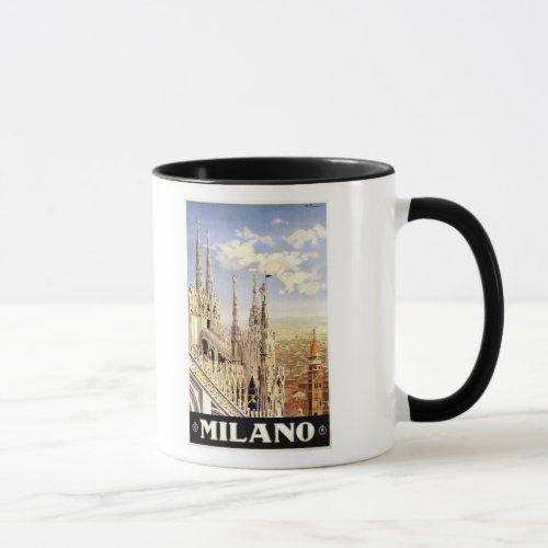 Milan Vintage travel brochure
