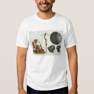 Milanese chariot, crossbow and armour, plate 17 fr shirts