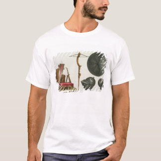 Milanese chariot, crossbow and armour, plate 17 fr T-Shirt