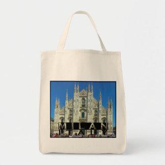 Milano Bolsa Tela Para La Compra