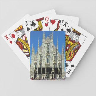 Milano Cartas De Póquer