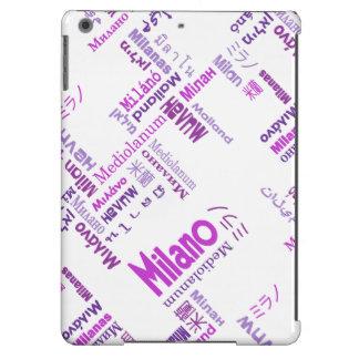Milano Case For iPad Air