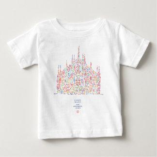 Milano Duomo Baby T-Shirt