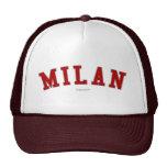 Milano Gorras