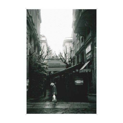Milano Impresiones En Lona