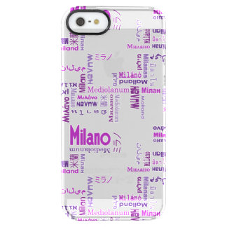 Milano Uncommon Clearly™ Deflector iPhone 5 Case