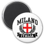 Milano Italia Imán Redondo 5 Cm