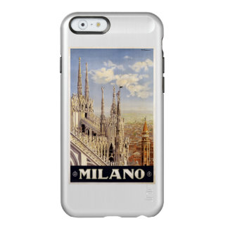 Milano (Milan) Italy vintage travel cases Incipio Feather® Shine iPhone 6 Case