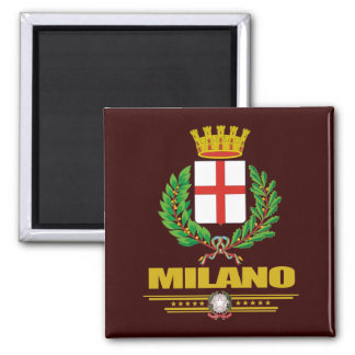 Milano Milan Refrigerator Magnets