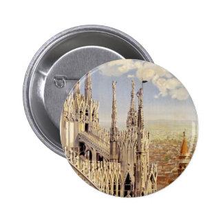 Milano Pinback Button