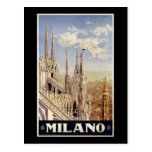 Milano Postcards