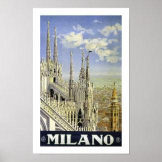 Milano Póster