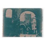 Milano vieja arte fotográfico