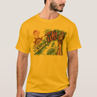 Milano's Tiki Room T-Shirt
