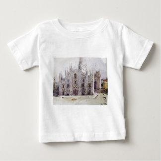 Milan's Cathedral by Vasily Surikov Baby T-Shirt