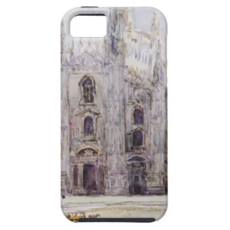 Milan's Cathedral by Vasily Surikov iPhone 5 Cases