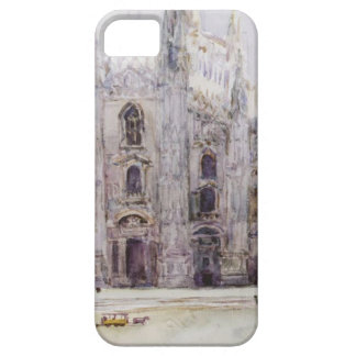 Milan's Cathedral by Vasily Surikov iPhone SE/5/5s Case