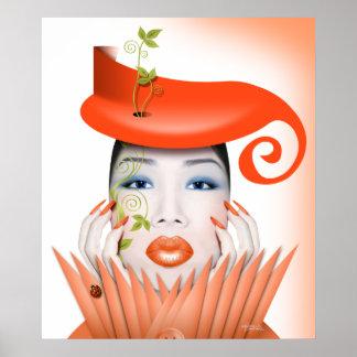Mila's Tangerine Dream Poster