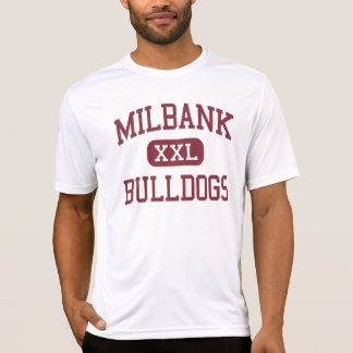 Milbank - Bulldogs - Middle - Milbank South Dakota T-Shirt