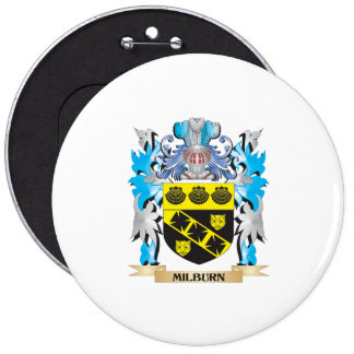 Milburn Coat of Arms - Family Crest Pins