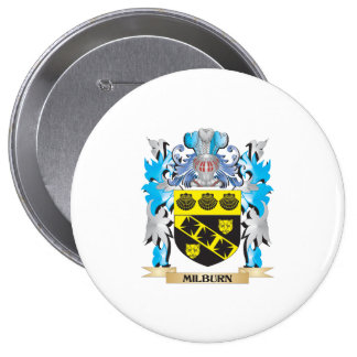 Milburn Coat of Arms - Family Crest Buttons