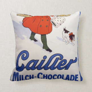 Milch-Chocolade Pillow