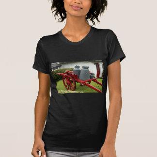 Milchkannenwagen Camisetas