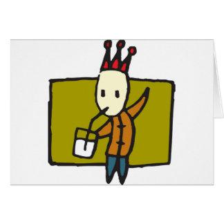 Milchtrinker Card