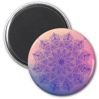 Mild mandala magnet