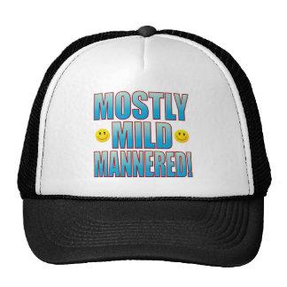 Mild Mannered Life Trucker Hat