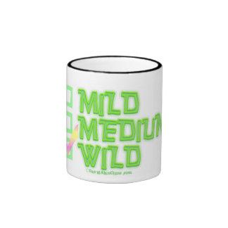 MILD TO WILD WHITE MUG