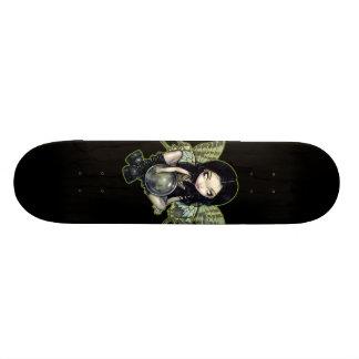 Mildew Fairy goth Skateboard