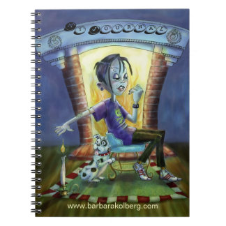 Mildly Goth Jack Be Nimble Journal