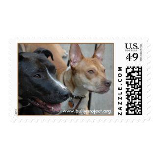 Mildred and Junebug Stamp