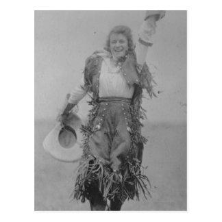 Mildred Douglas Tarjeta Postal
