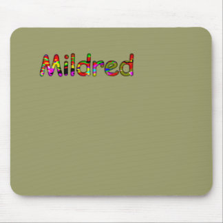 Mildred mouse pad