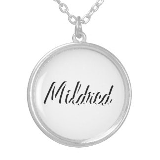 Mildred necklace