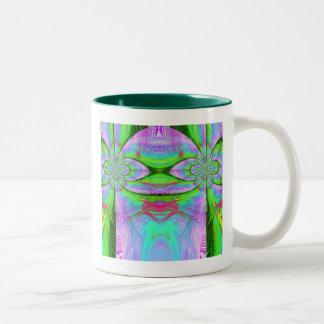 Mildred Two-Tone Coffee Mug
