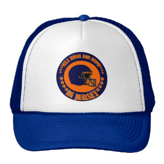 MILE HIGH AIR SHOW IN JERSEY TRUCKER HAT