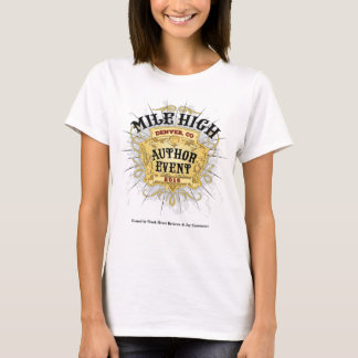 Mile High Author Event Women's T-Shirt